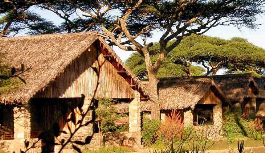 Ndutu Safari Lodge