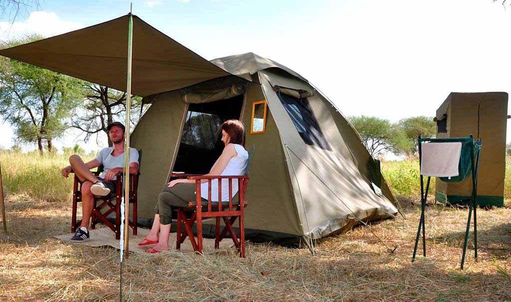 Tanzania-budget-camping